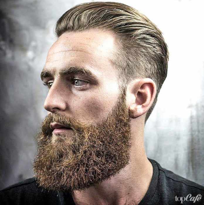 Времена года и борода