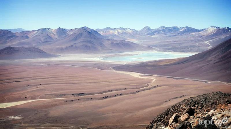 Крупнейшие пустыни: Пустыня Атакама сс0
