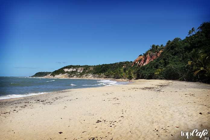 Caraiva, штат Bahia