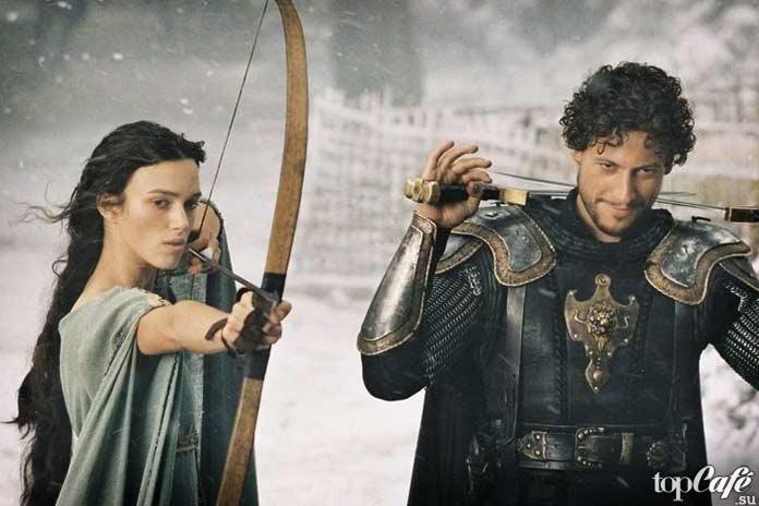 Рейтинг фильмов с Кирой Найтли: Король Артур. 2004