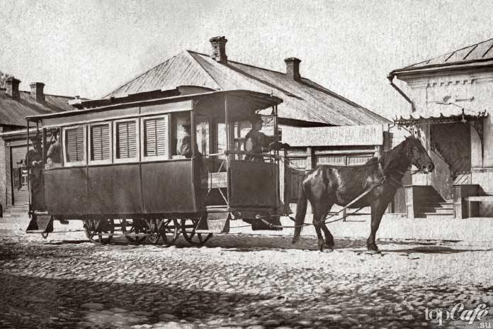 Лошадь или паровая машина