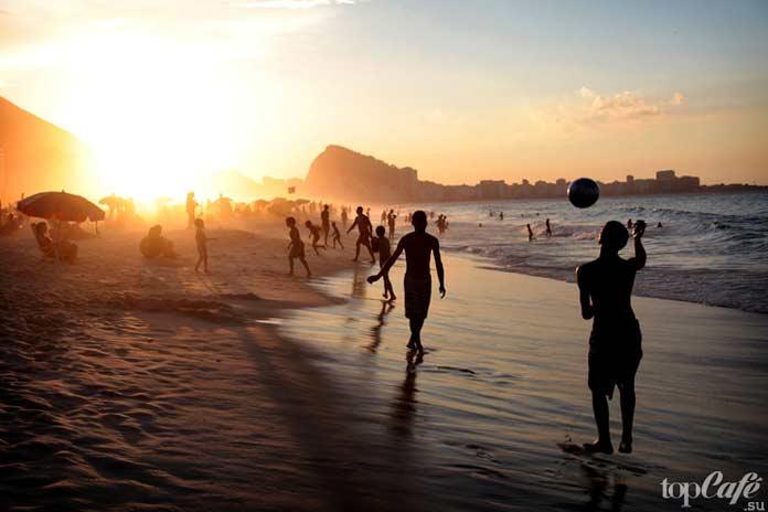 Самые красивые пляжи Бразилии