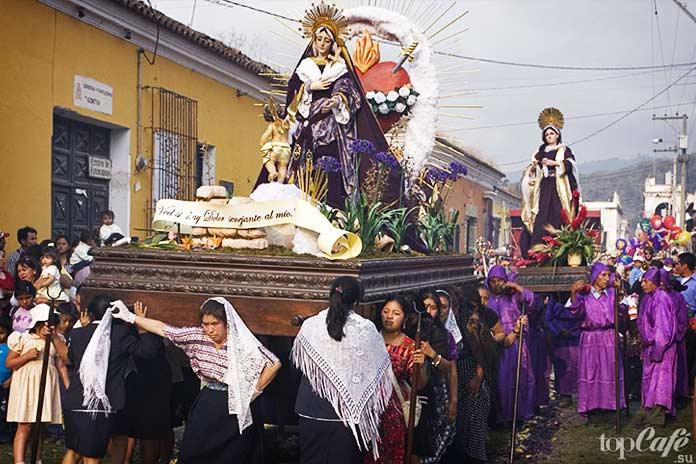 Семана Санта (Гватемала)