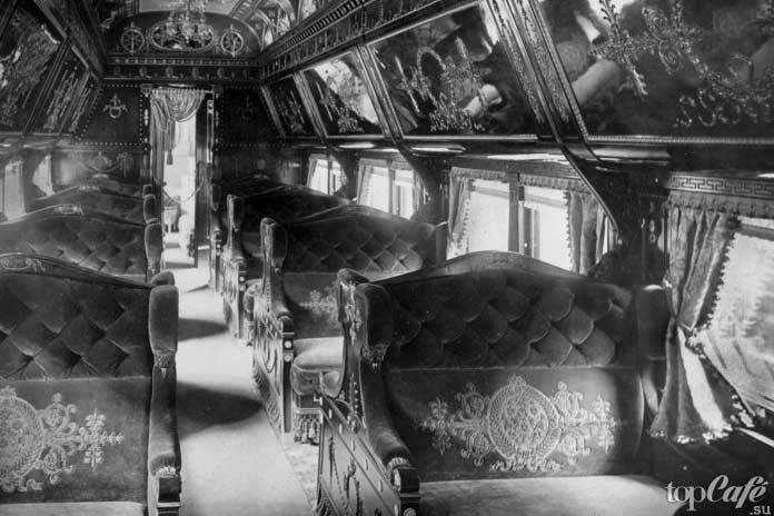 Спальные вагоны