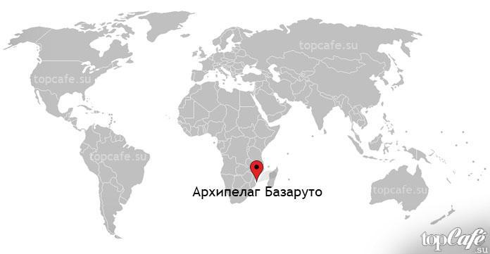 Архипелаг Базаруто