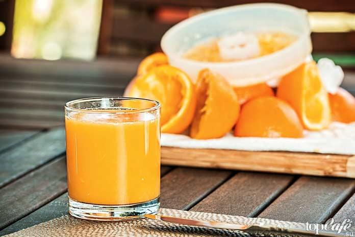 Фруктовыми соками можно заменить цельные фрукты