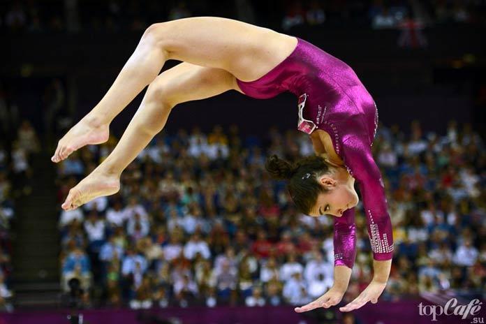 Самые красивые гимнастки мира