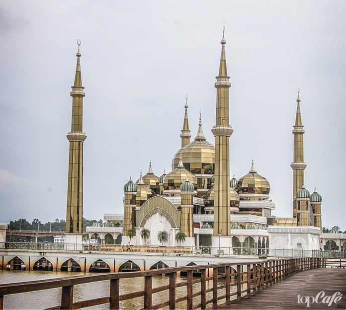 Кристальная мечеть, Малайзия