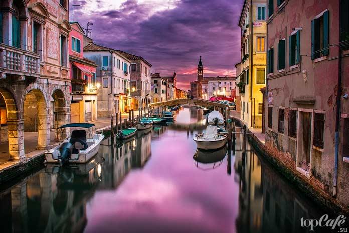 Материковая Европа узнала о кофе благодаря Венеции