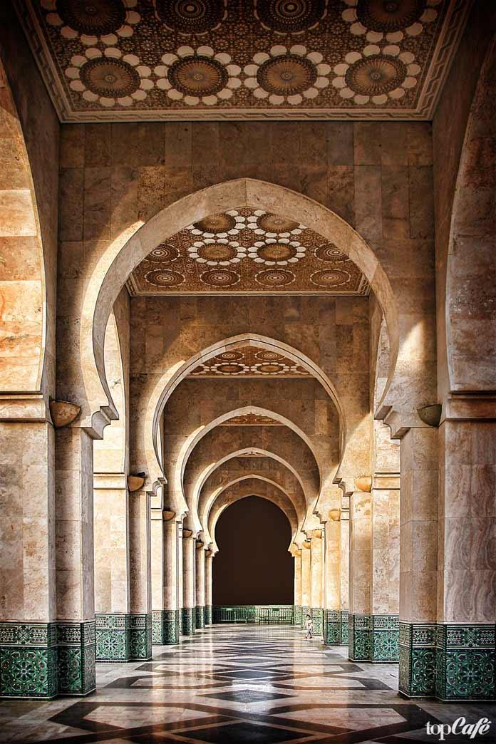 Мечеть Морокко