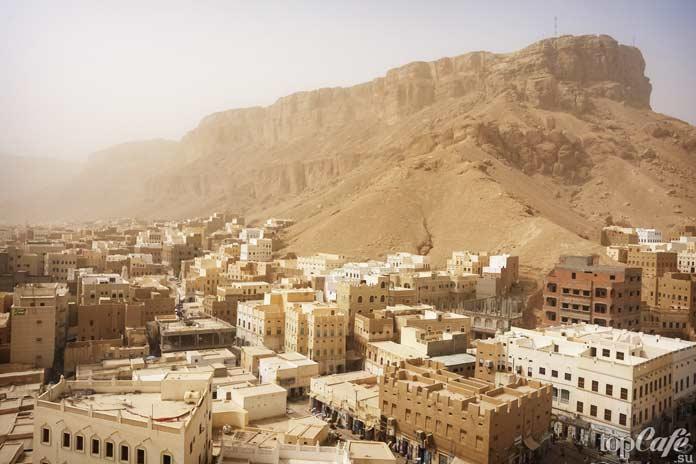 Первые упоминания о распитии кофе относятся к Йемену