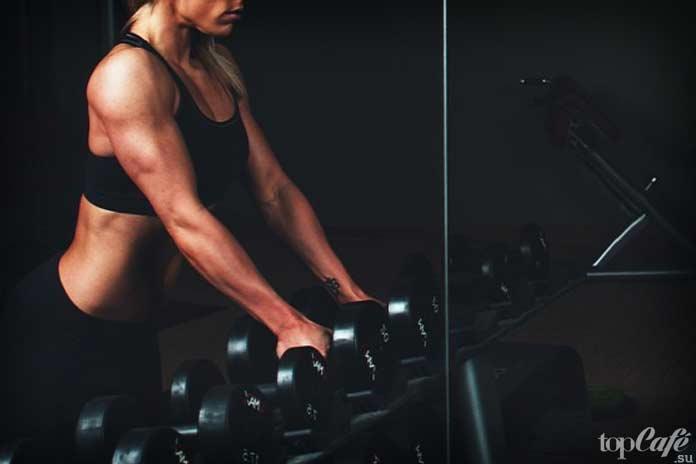 Прекращение тренировок невлияет наздоровье ителосложение