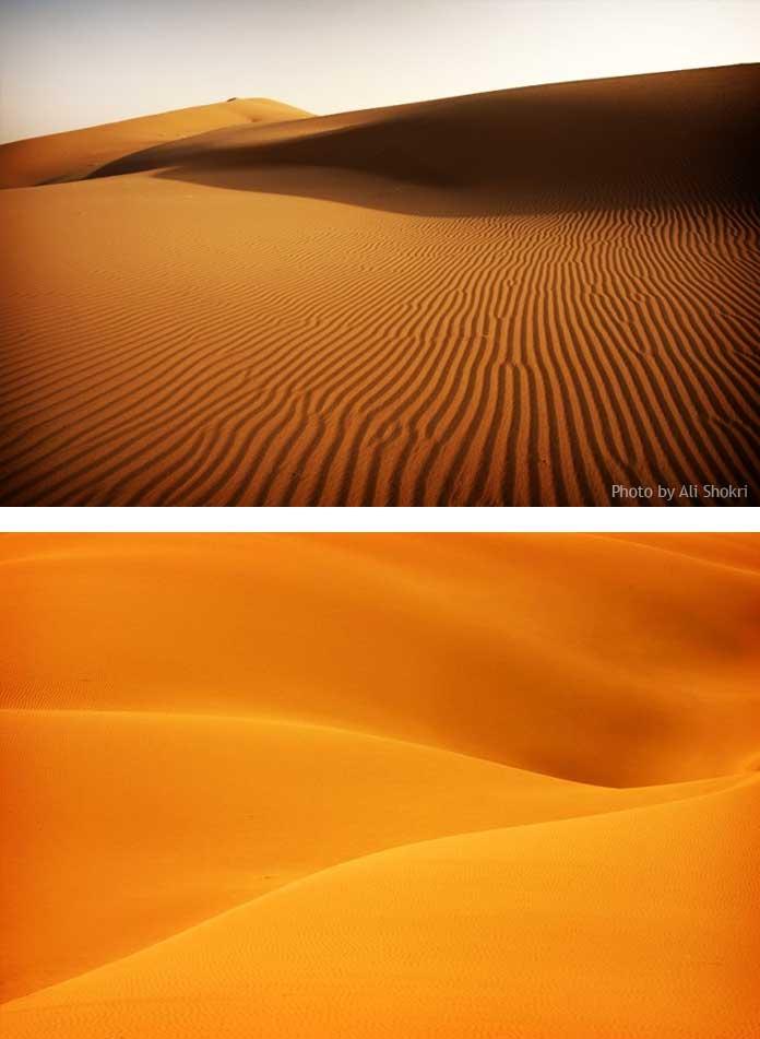 Пустыня Маранджаб