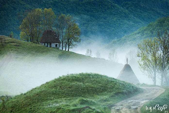Румынские горы