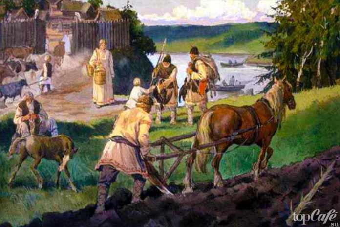 Восточные славяне