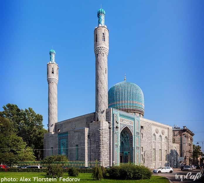 соборная мечеть спб