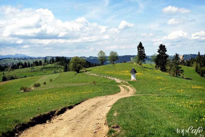Буковина - одно из прекрасных мест Румынии