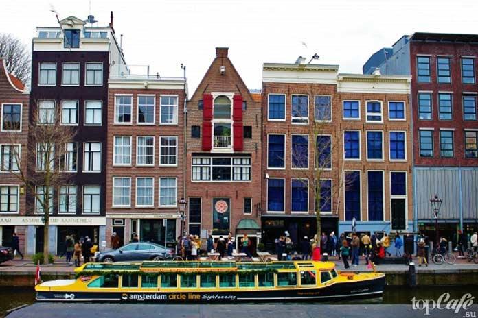 Список главных достопримечательностей Нидерландов: Дом Анны Франк