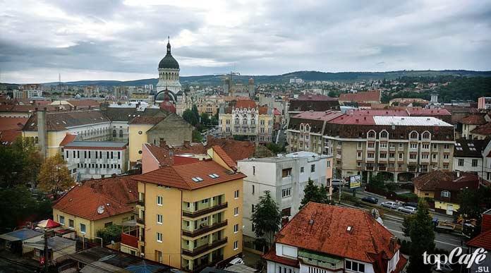 Клуж-Напока - одно из прекрасных мест Румынии