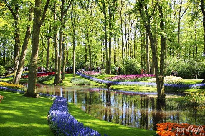 Список главных достопримечательностей Нидерландов: Кёкенхоф