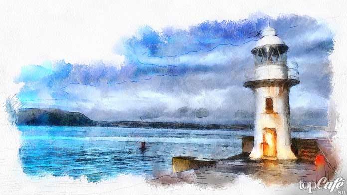 Список красивых и оригинальных маяков со всего мира