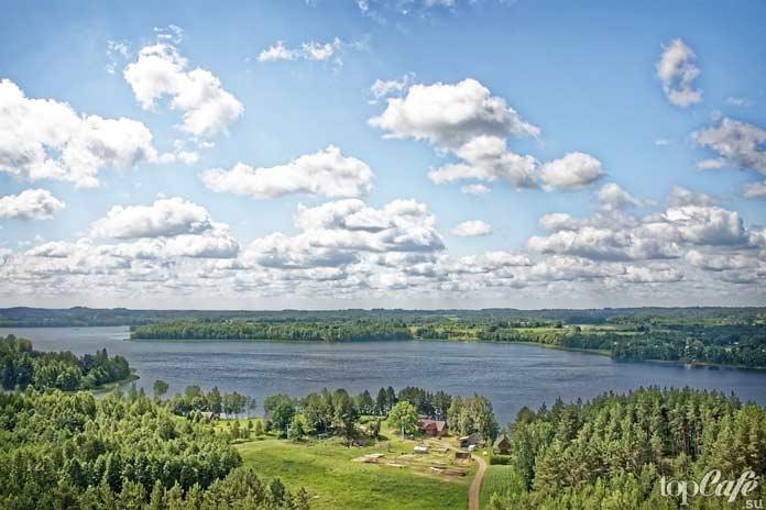Национальный Парк Аукштайтия