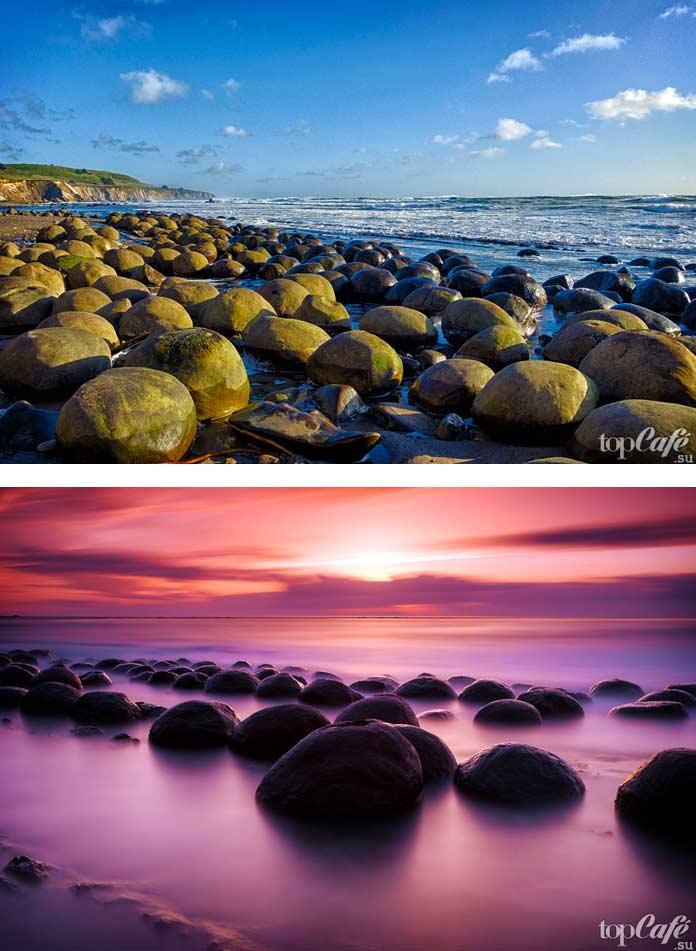 Удивительный пляж Боулинг Болл