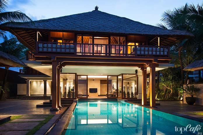 Погрузитесь в роскошь на Legian Bali