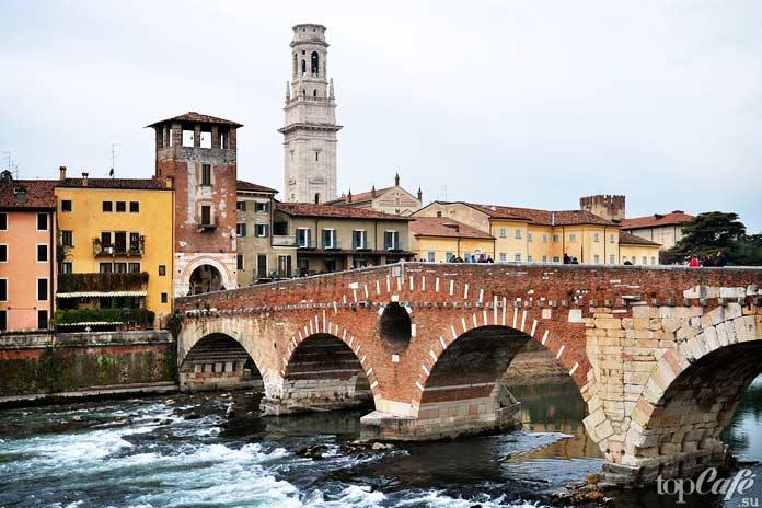 Пойдите по стопам Ромео и Джульетты в Вероне. Список романтических занятий в Италии