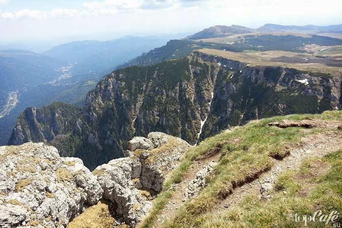 Прахова долина - одно из прекрасных мест Румынии