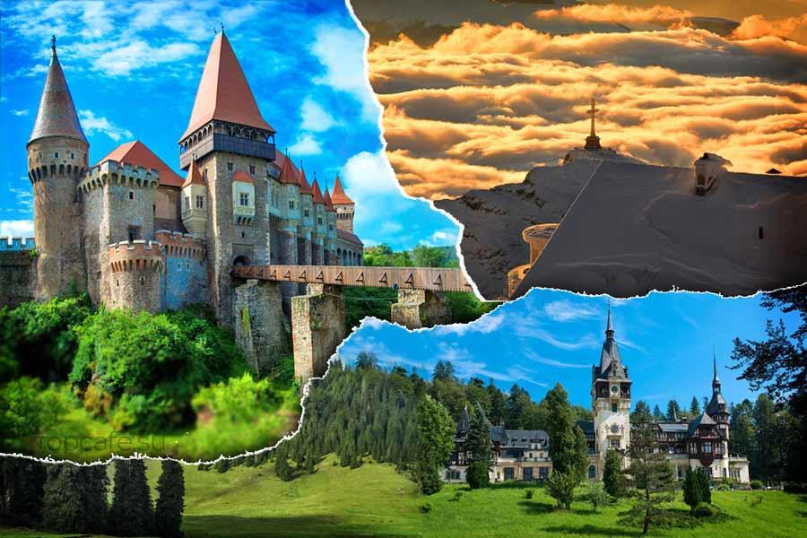 Румыния Достопримечательности фото столица интересные города для туризма