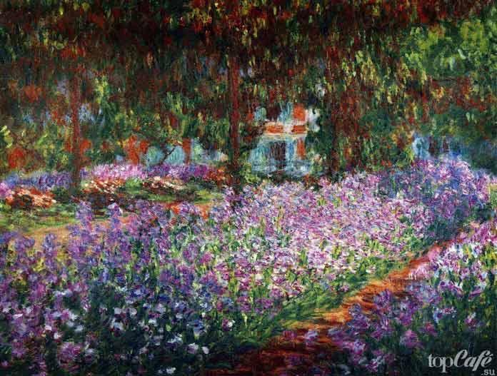 «Сад художника в Живерни» (1990)