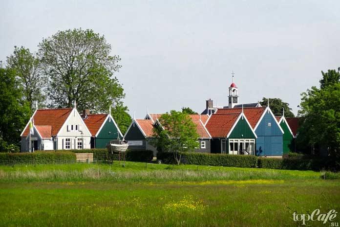Список главных достопримечательностей Нидерландов: Схокланд