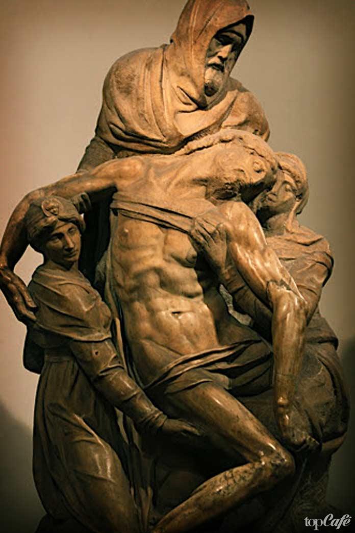 Снятие скреста (1555)