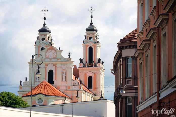 Топ-5 прекрасных мест Литвы для посещения туристами