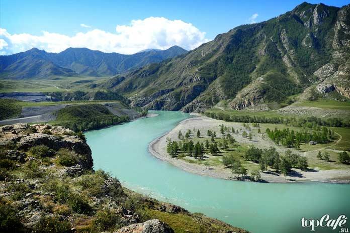 Алтайские горы (CC0)