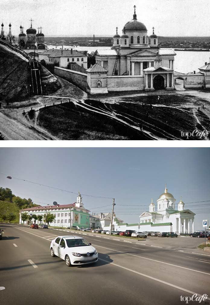 Церкви России, которые были перепрофилированы: Благовещенский мужской монастырь