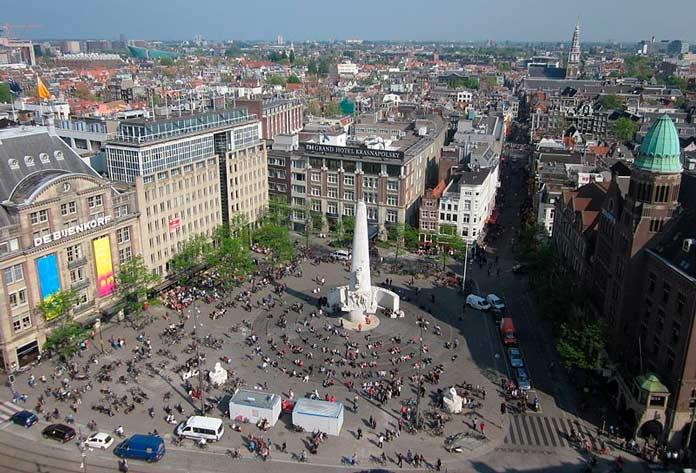 Список главных достопримечательностей Нидерландов: Площадь Дам
