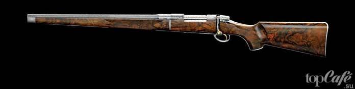 VO Vapen The Falcon Edition: один из примеров самого дорогого стрелкового оружия