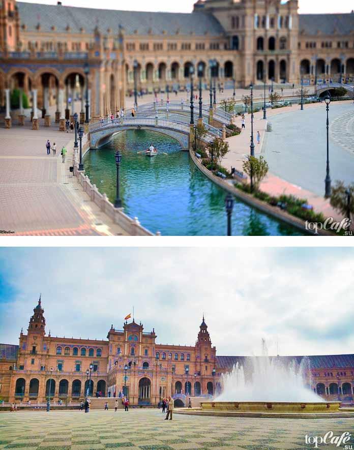 Площадь Испании (CC0) - одна из самых красивых европейских площадей