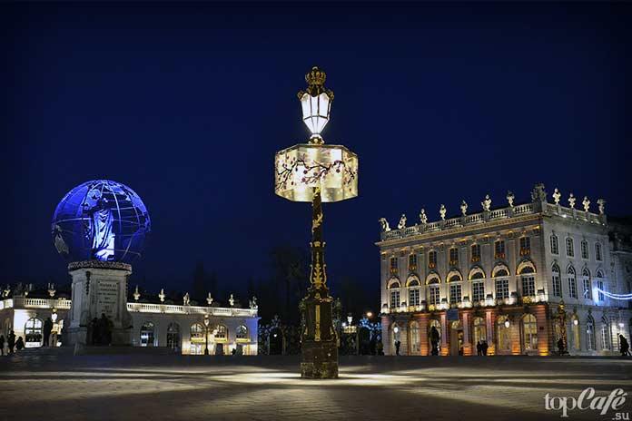 Площадь Станислава - одна из самых красивых европейских площадей