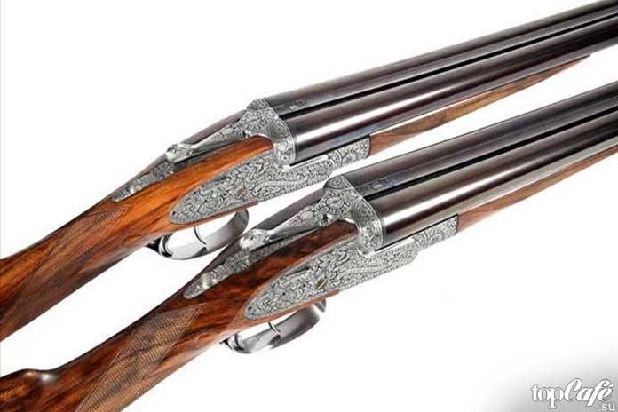 Royal Deluxe: один из примеров самого дорогого стрелкового оружия