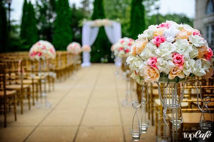 12 самых лучших мест в мире для проведения свадьбы