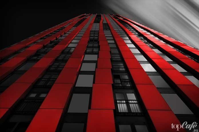 Здание в Роттердаме