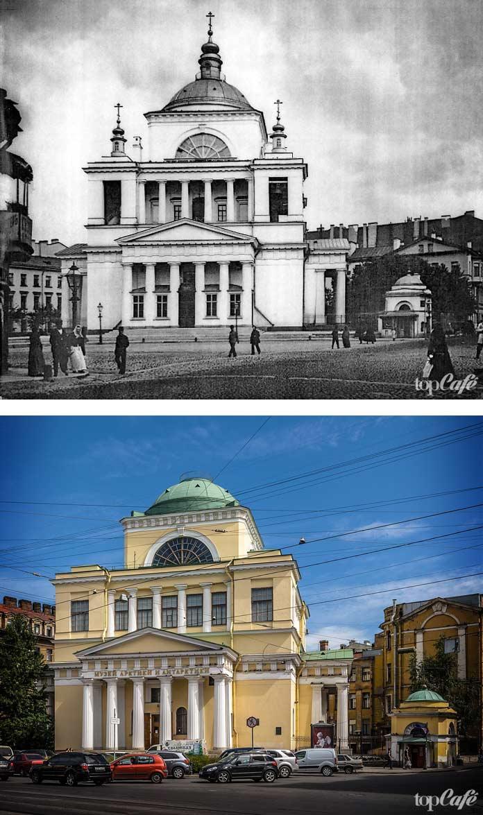 Церкви России, которые были перепрофилированы: музей Арктики и Антарктики