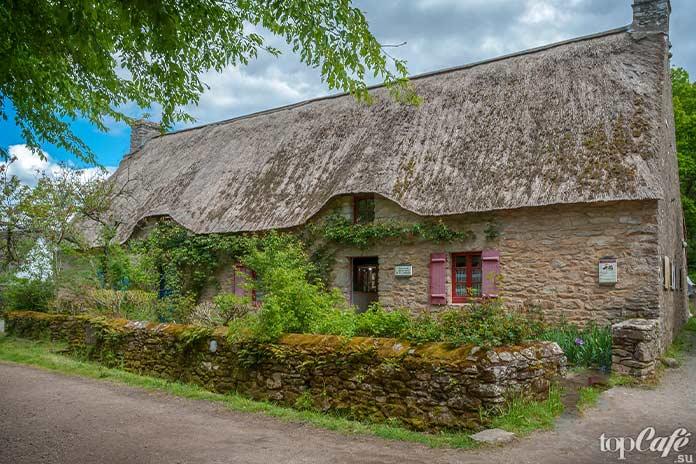 20 самых красивых деревень во Франции: Керхинет. CC0
