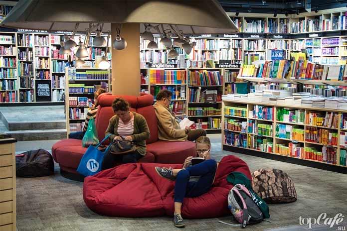 Книжные магазины. СС0
