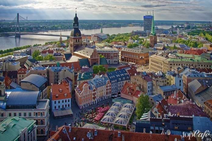 Куда эмигрируют россияне: Латвия. CC0
