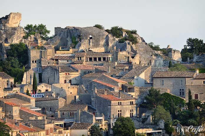 20 самых красивых деревень во Франции: Les Baux de Provence