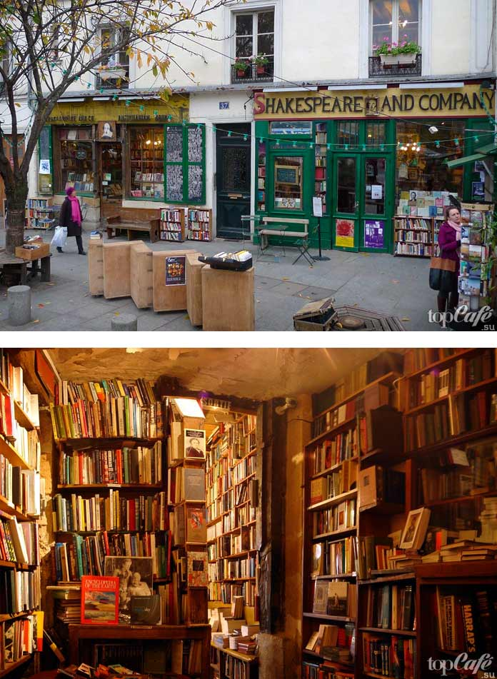 Shakespeare and Company. СС0